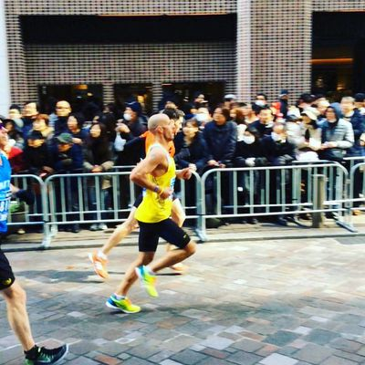 Does hard work really pay off? here's my Tokyo Race Report #Tokyo2017RaceReport #Will I be able to hold on my promise  #SemiEliteAthlete #Execute #2:42