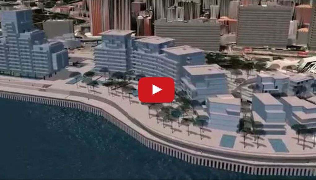 VIDEO - comment Monaco va gagner 6 hectares sur la mer