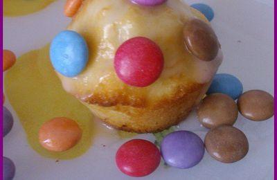 Le muffin du petit Gibus pour le Muffin Monday 18