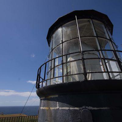 Le phare de Pen Men, île de Groix