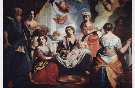 8 Settembre : Natività della Beata Vergine Maria - Novena insegnata dalla Vergine a Santa Geltrude