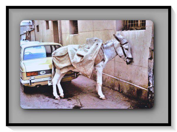 Iran 1974 - Téhéran - diapositives