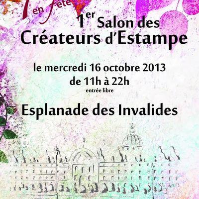 Salon des créateurs d'Estampes