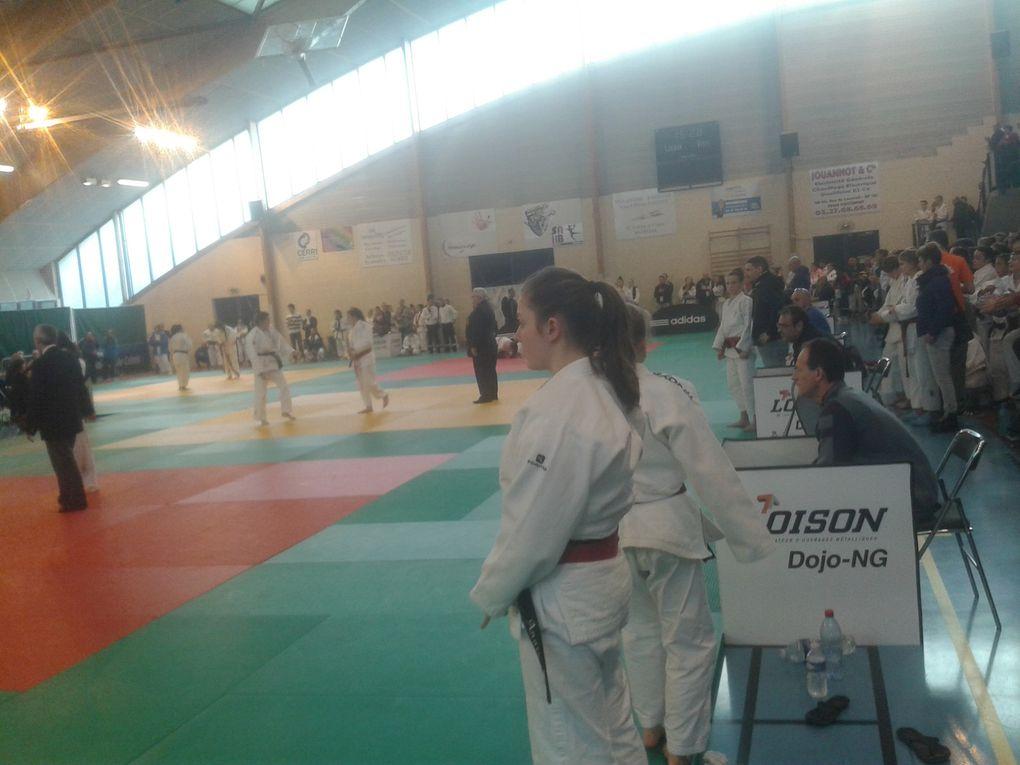 19ème Tournoi international Minimes/Cadets de MAUBEUGE le 09/01/16
