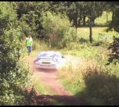 [Video] Exotic Green Rally 2012