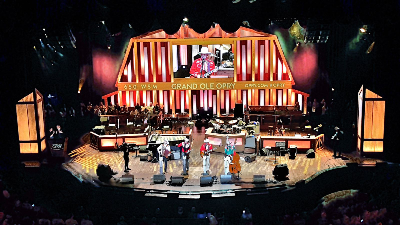 Nashville Grand Ole Opry The Riders in the Sky
