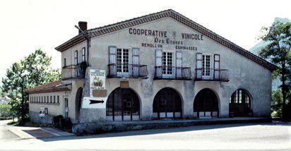 """Cave coopérative """"Les Graves"""" d'Espinasse-Remollon (photographies Marc Heller)"""
