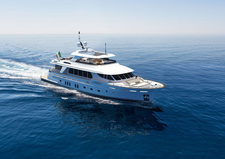 The world's most innovative superyachts named by BOAT International at the 2020 Design & Innovation Awards