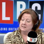 """I've been to hospital four times with coronavirus,"" long-term sufferer tells LBC"
