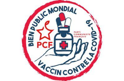7 avril : Rassemblement transfrontalier Belgique/Luxembourg/France/Allemagne pour exiger de faire des vaccins un bien commun