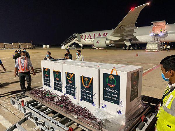 Qatar Airways Cargo aerobernie