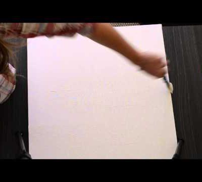 Comment bien préparer sa toile avant de peindre ?