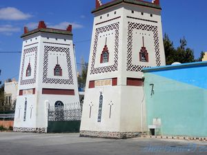 Cirque de Jaffar (Maroc en camping-car)