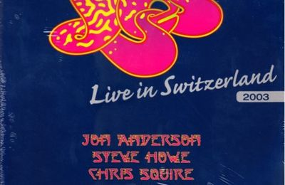 Yes Live in Switzerland 2003 - Yes