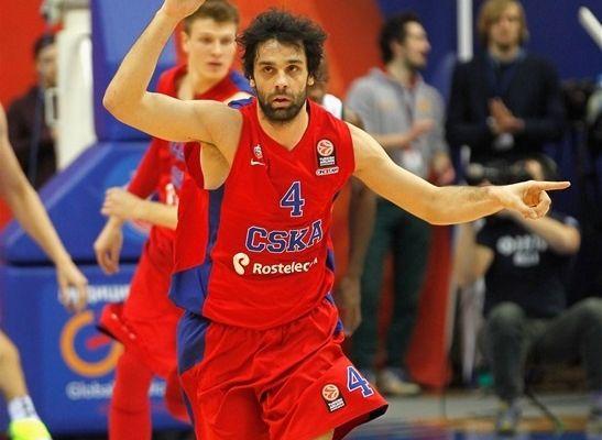 Milos Teodosic étincelant contre Malaga