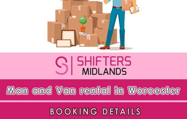 The best Man and Van Rental – Midlands