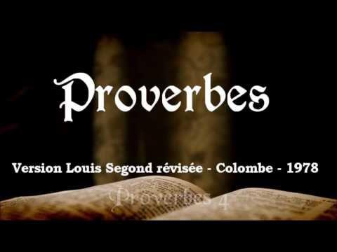 Proverbes...