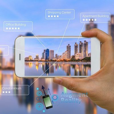 Best 5 Ways Businesses Can Use Augmented Reality