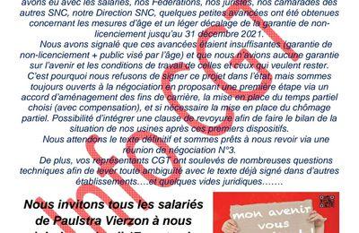 Projet RCC : Réunion 2, le 16/09/20 à Orléans.