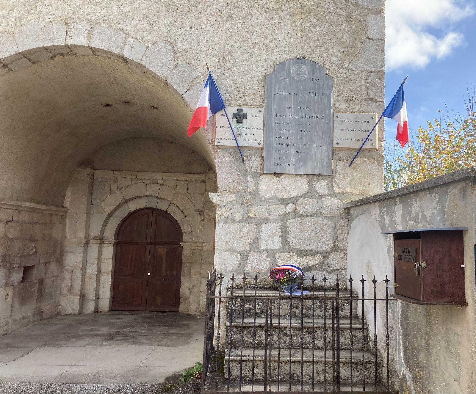102ème anniversaire de l'Armistice