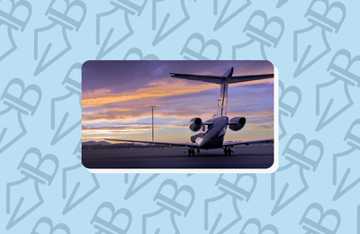 European private jet market sees a 42% drop in the number of pre-owned private jets for sale