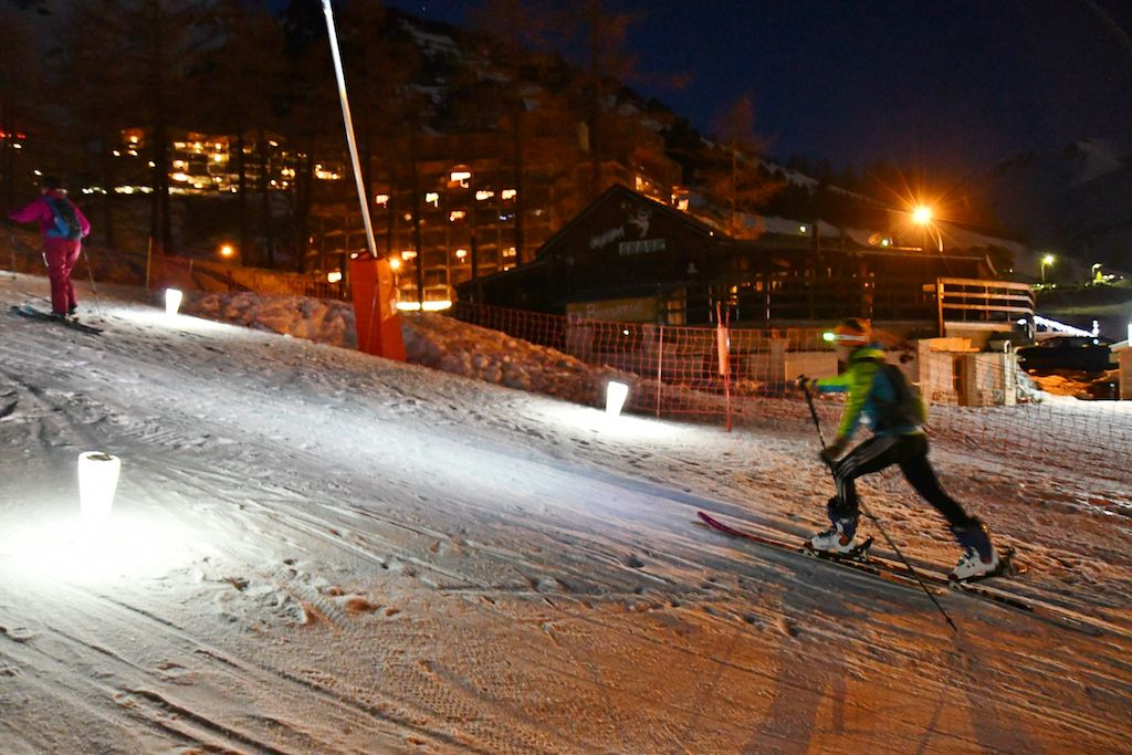 Val d'Allos, annulation du Obs by Night