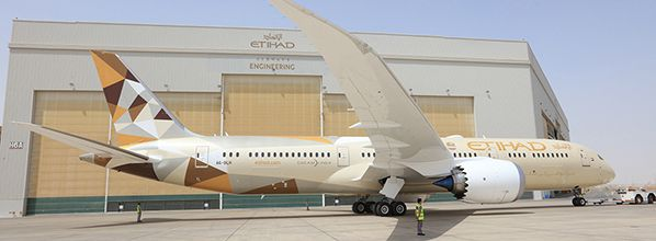 Etihad Airways records successful year for on-time performance (otp) at hub and across network