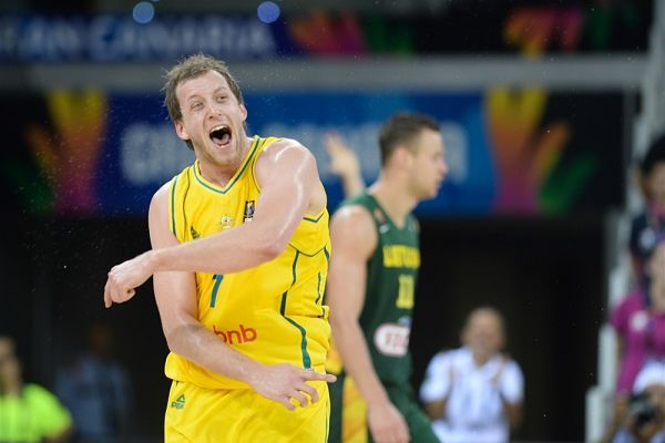 Joe Ingles remet l'Australie sur le droit chemin