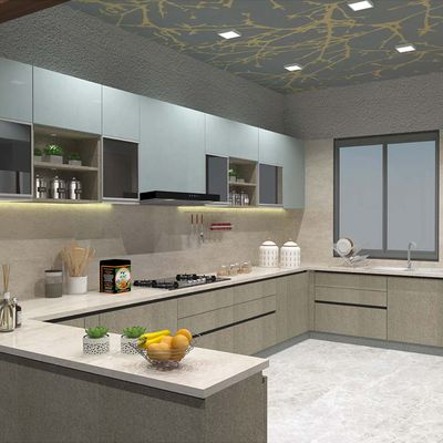Shall we calculate the Modular Kitchen Price?