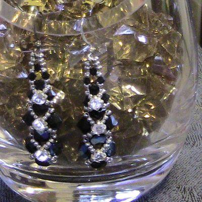 Boucles d'oreilles #BO-2011-004