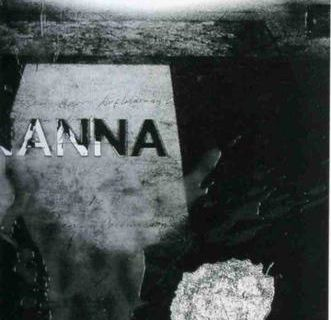 Photograph-tin-wax-glass-on wood © Gün. 1991