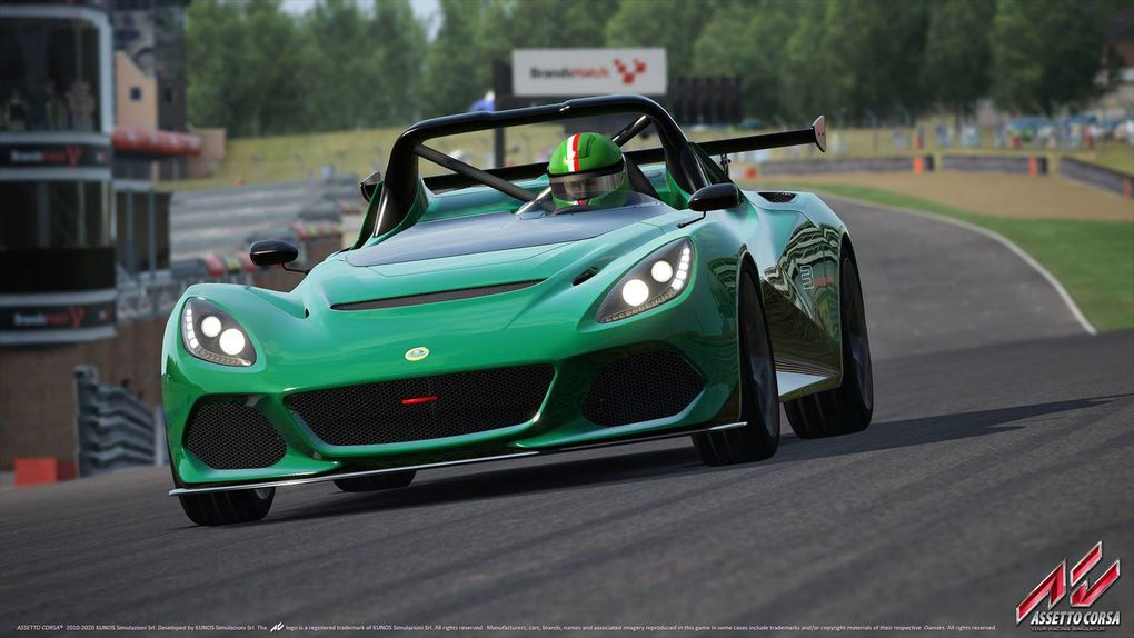 "Assetto Corsa : la version 1.14 & DLC ""Ready to Race""."