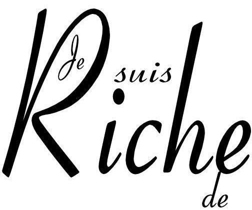 1 an de blog, le bilan : je suis riche! 😜