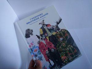L'incroyable bibliothèque Almayer, de Philippe Debongnie et Cindya Izzarelli et...,aux éditions A pas de loups, NOUVEAUTE, 18Euros