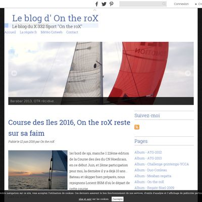 Le blog d' On the roX
