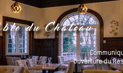 La Table du Château, votre nous restaurant à Carrières !