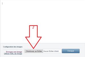 comment inséré une image à son blog