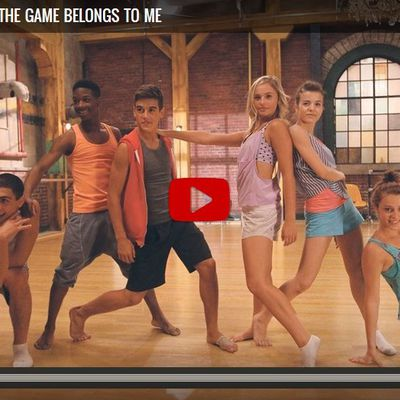 The Next Step Season 4 Episode 13 The Game Belongs to Me
