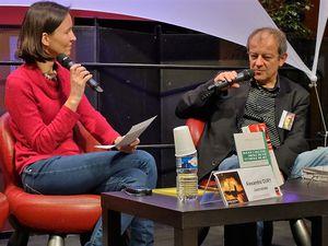 """Retour sur le 29e Salon du Livre et de la BD de Creil : """"Une idée du bonheur"""""""