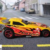 FORD PROBE FUNNY CAR HOT WHEELS 1/64 - car-collector.net