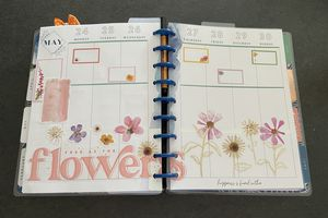 Plan with Me: Classic happy planner_ Semaine 21 et 22