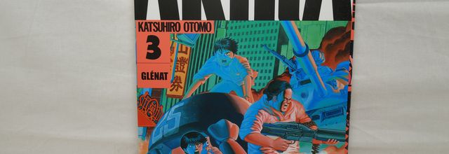 Akira – Édition originale (noir & blanc) -  Tome 3