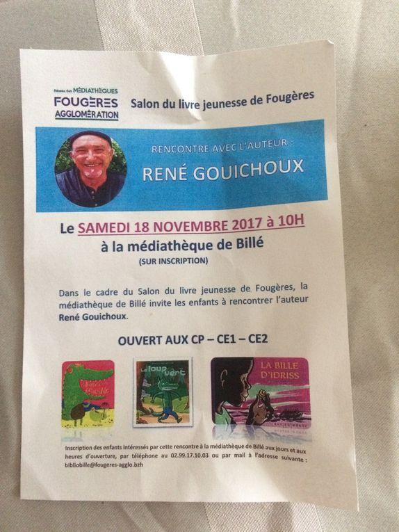 Jour 2 : accueil de René Gouichoux