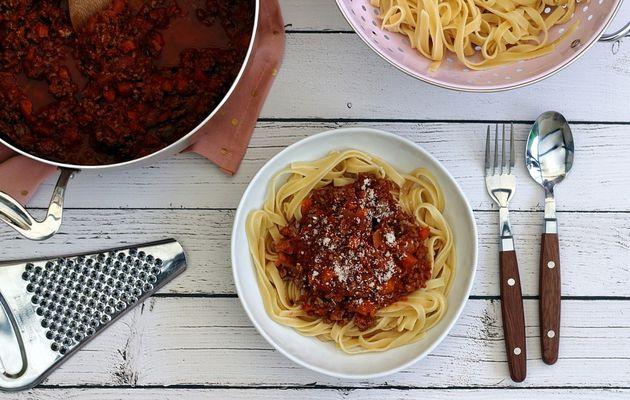 Sauce à la bolognaise : le vrai ragù comme à Bologne
