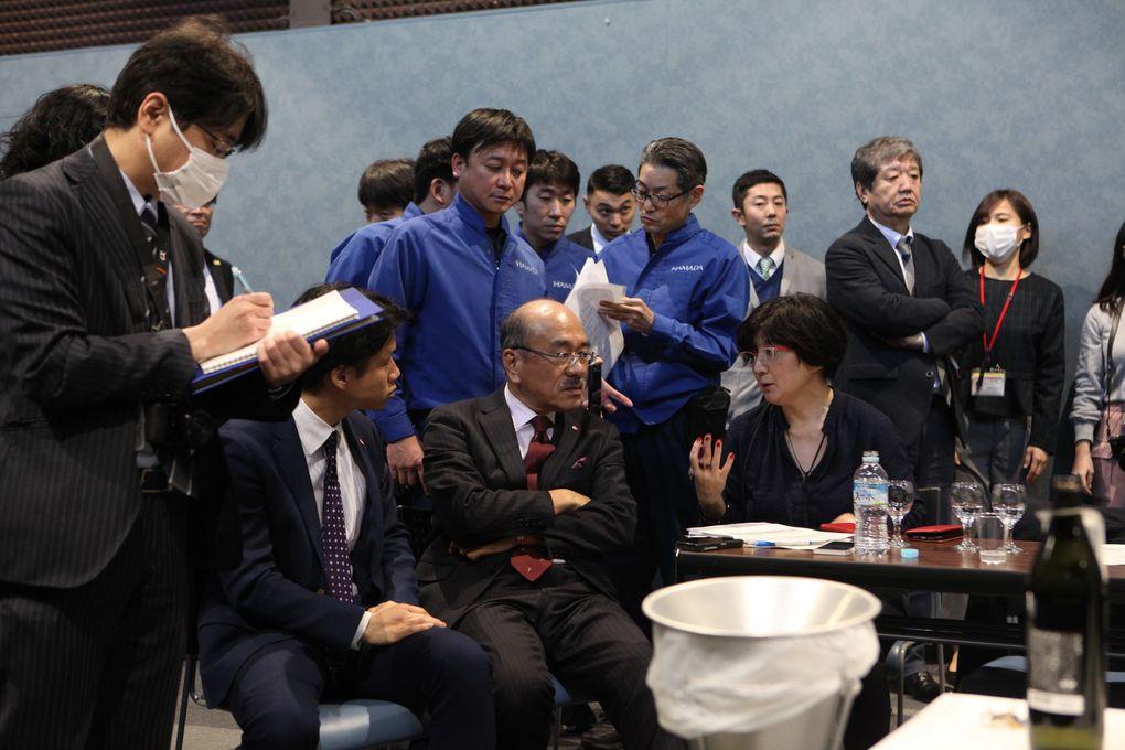 Au Japon, le shochu de Kagoshima au menu des sommeliers français