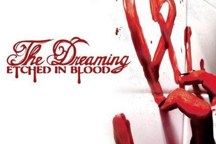 The dreaming - Etched in blood