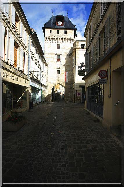 Diaporama Tour de l'Horloge - Saint Jean d'Angély