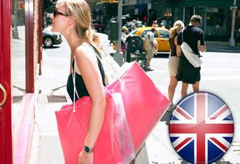 UK's retail sales fall in August despite Olympics