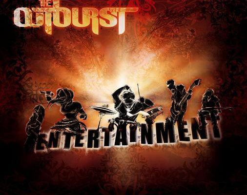 THE OUTBURST: Entertainment (2008-JustForFun) [Hedo-Metal]