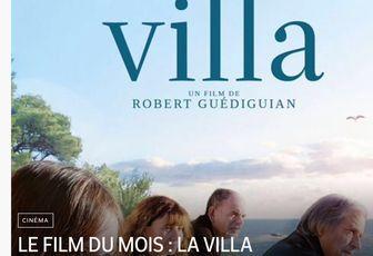 LE FILM DU MOIS : LA VILLA